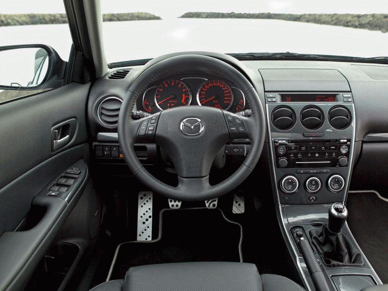 sedan katalog  | mazda 6 mps sedan 2 | Mazda 6 MPS Седан | Mazda 6