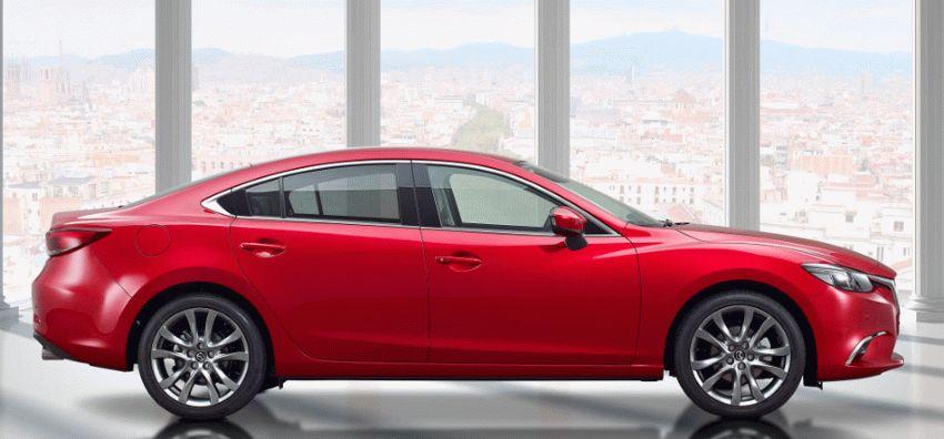 sedan katalog    mazda 6 sedan gj sedan 1   Mazda 6 Sedan (GJ) Седан   Mazda 6