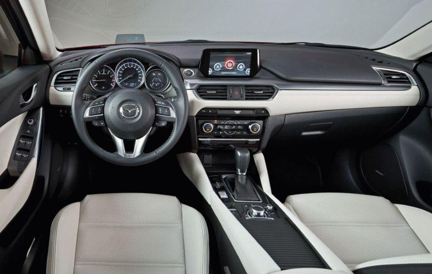 sedan katalog    mazda 6 sedan gj sedan 3   Mazda 6 Sedan (GJ) Седан   Mazda 6