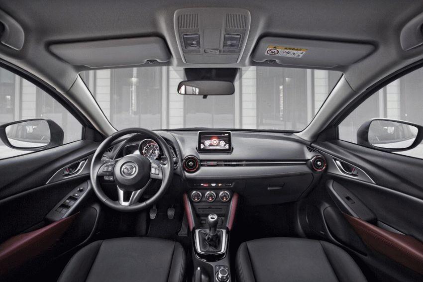 krossover katalog  | mazda cx 3 vnedorozhnik 3 | Mazda CX 3 Кроссовер | Mazda CX 3