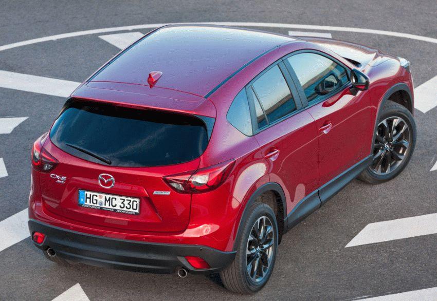 krossover katalog    mazda cx 5 vnedorozhnik 2   Mazda CX 5 Кроссовер   Mazda CX 5