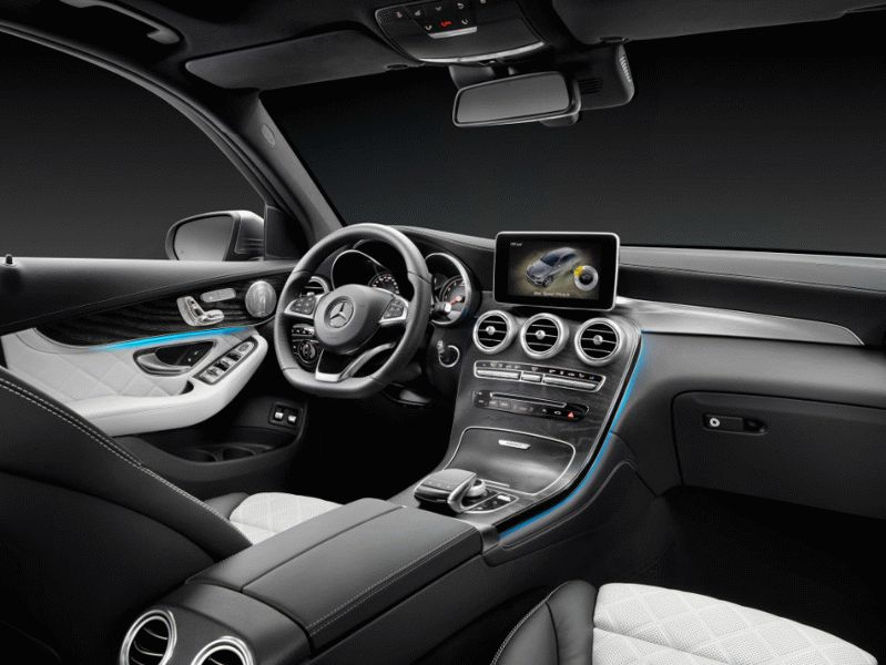 krossovery mercedes benz  | mercedes benz glc 2015 2016 3 | Mercedes Benz GLC (Мерседес ГЛС) | Mercedes Benz GLC