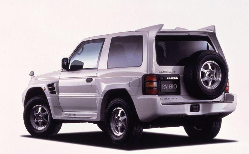 vnedorozhnik katalog    mitsubishi pajero evolution vnedorozhnik 1   Mitsubishi Pajero Evolution Внедорожник   Mitsubishi Pajero