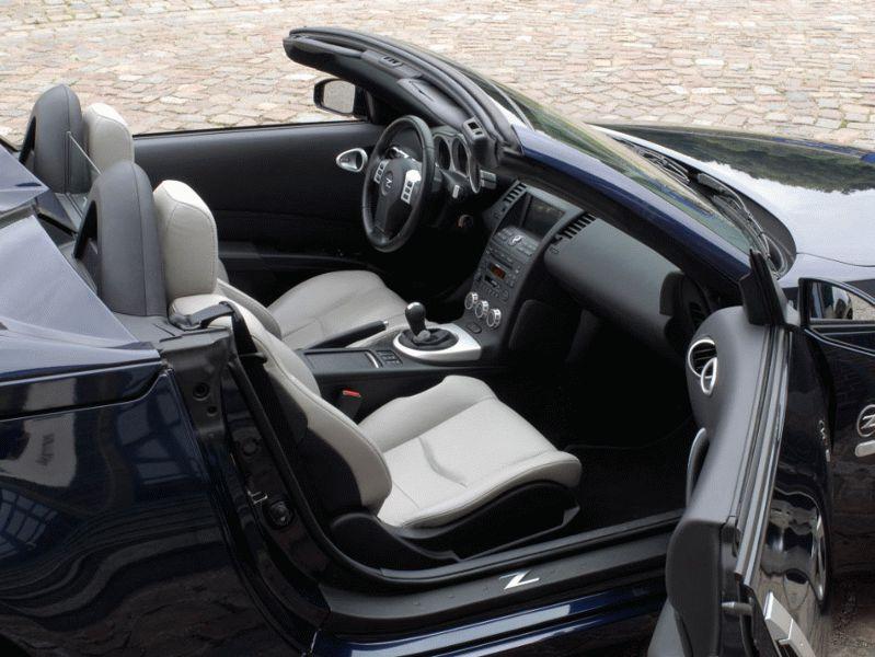 kabriolet katalog  | nissan 350z i kabriolet 2 | Nissan 350Z Кабриолет | Nissan 350Z