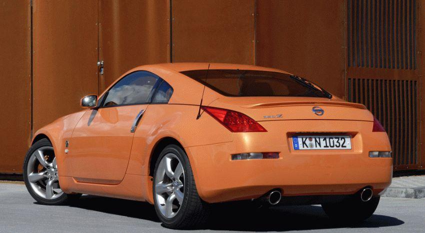 kupe katalog  | nissan 350z i kupe 2 | Nissan 350Z Купе | Nissan 350Z