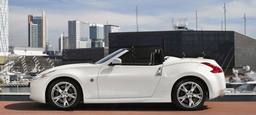 kabriolet katalog  | nissan 370z i rodster 1 | Nissan 370Z Родстер | Nissan 370Z