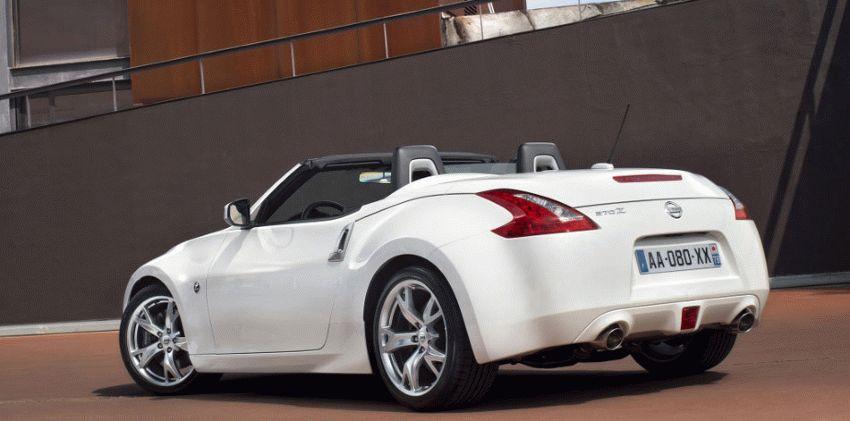 kabriolet katalog  | nissan 370z i rodster 2 | Nissan 370Z Родстер | Nissan 370Z