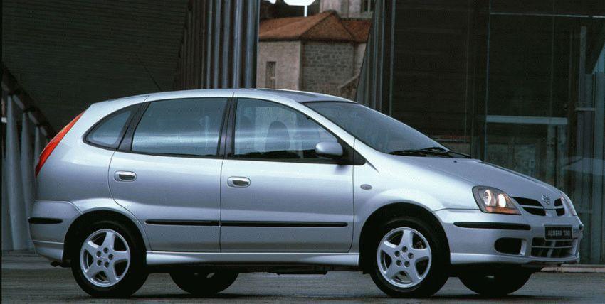 miniven katalog  | nissan almera tino kompaktvyen 1 | Nissan Almera Tino Компактвэн | Nissan Almera