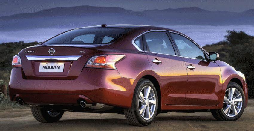 sedan katalog  | nissan altima v sedan 2 | Nissan Altima Седан | Nissan Altima