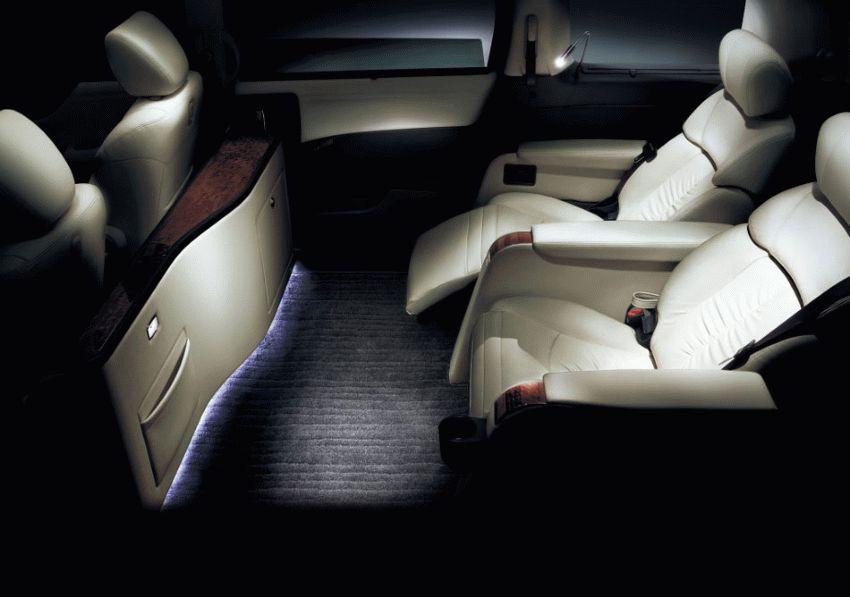 miniven katalog  | nissan elgrand iii e52 minivyen 2 | Nissan Elgrand (E52) Минивэн | Nissan Elgrand
