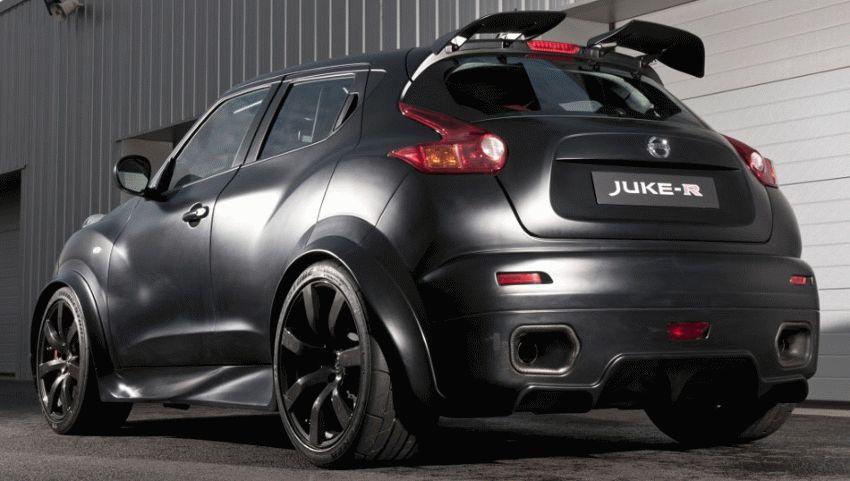 krossover katalog  | nissan juke r vnedorozhnik 2 | Nissan Juke R Кроссовер | Nissan Juke