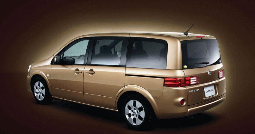 miniven katalog  | nissan lafesta minivyen 1 | Nissan Lafesta Минивэн | Nissan Lafesta