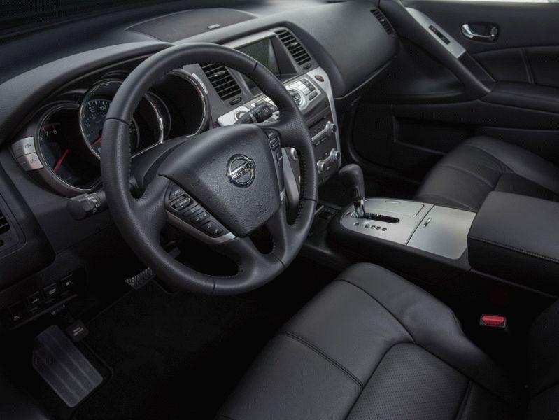 krossover katalog    nissan murano sl ii z51 vnedorozhnik 3   Nissan Murano SL (Z51) Кроссовер   Nissan Murano
