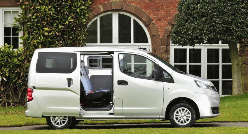 miniven katalog  | nissan nv200 minivyen 1 | Nissan NV200 Минивэн | Nissan NV200