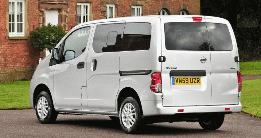 miniven katalog  | nissan nv200 minivyen 2 | Nissan NV200 Минивэн | Nissan NV200