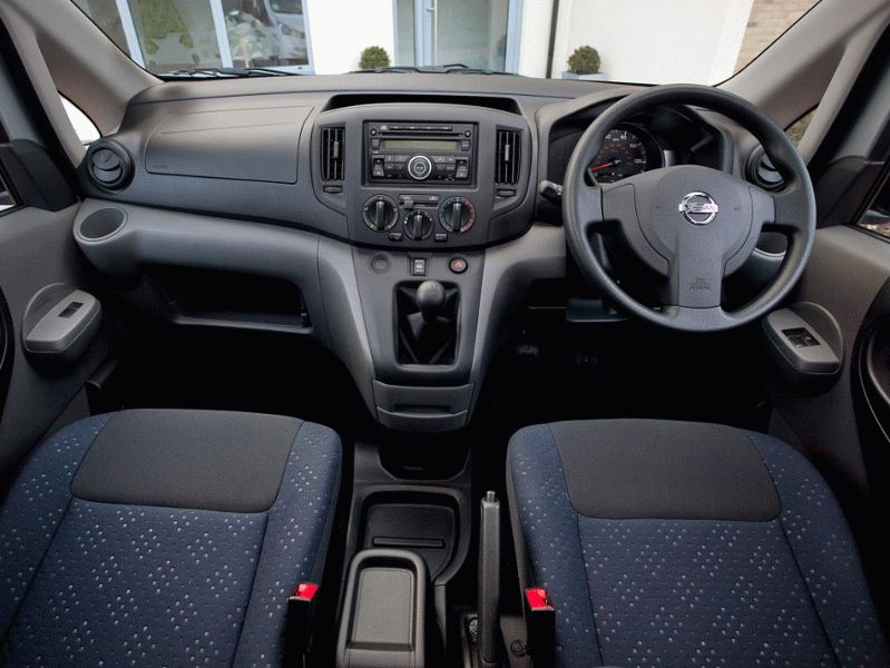 miniven katalog  | nissan nv200 minivyen 3 | Nissan NV200 Минивэн | Nissan NV200