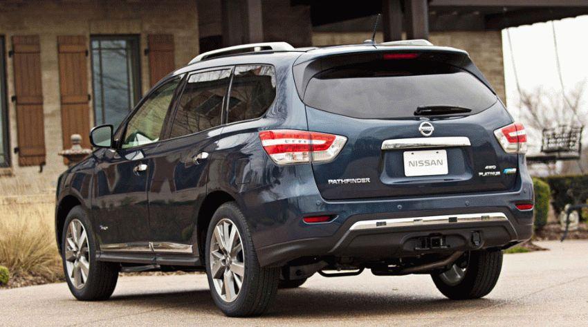 vnedorozhnik katalog  | nissan pathfinder hybrid iv vnedorozhnik 2 | Nissan Pathfinder Hybrid Внедорожник | Nissan Pathfinder