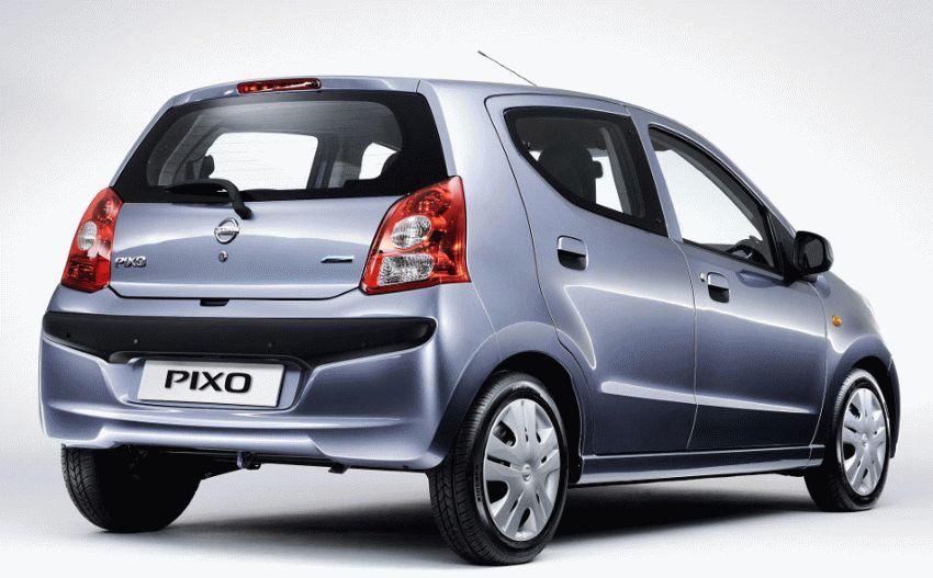 khachbek katalog  | nissan pixo khyetchbek 2 | Nissan Pixo Хэтчбек | Nissan Pixo