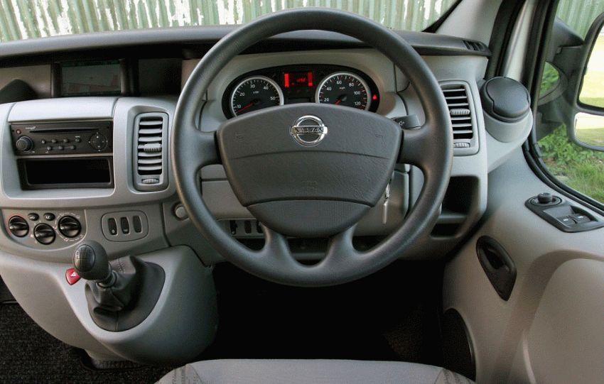 miniven katalog  | nissan primastar minivyen 3 | Nissan Primastar Минивэн | Nissan Primastar