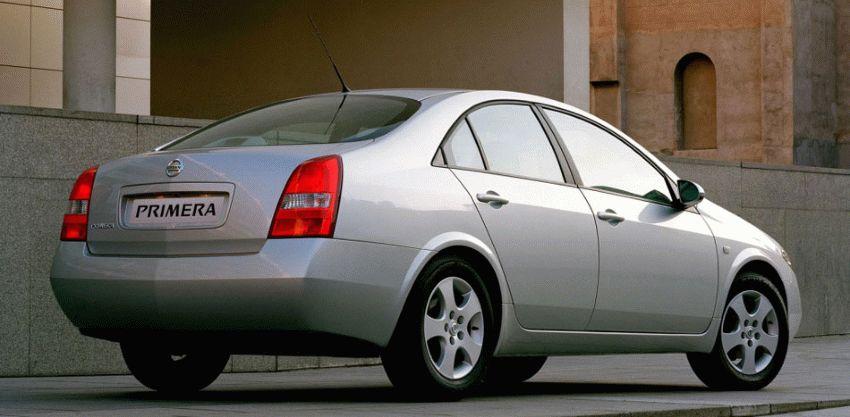 sedan katalog  | nissan primera iii p12 sedan 1 | Nissan Primera (P12) Седан | Nissan Primera