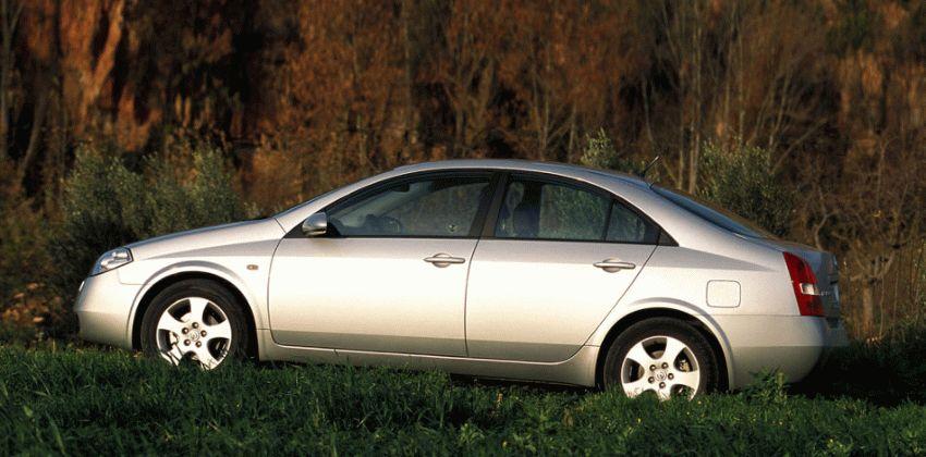 sedan katalog  | nissan primera iii p12 sedan 2 | Nissan Primera (P12) Седан | Nissan Primera