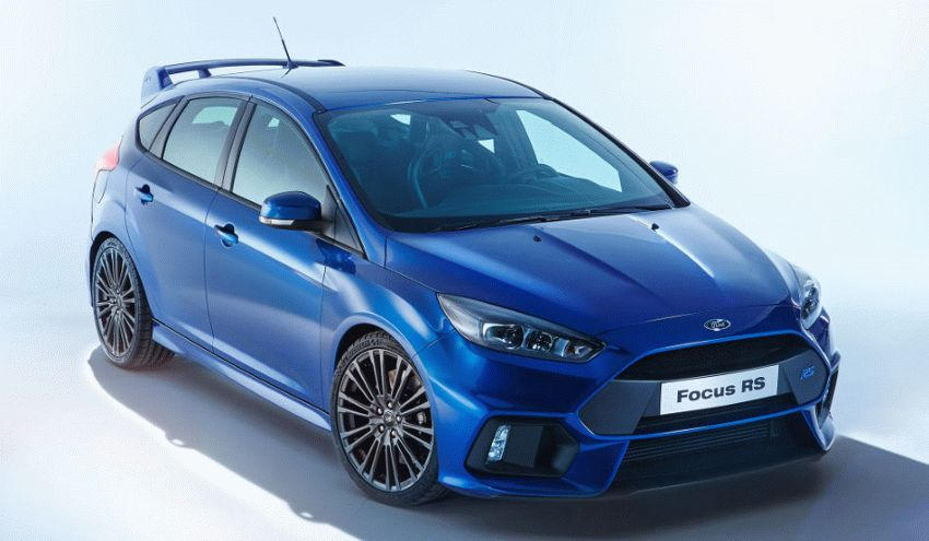 khyechbek sport kary ford  | novyy ford focus rs 1 | Ford Focus RS (Форд Фокус РС) | Ford Focus