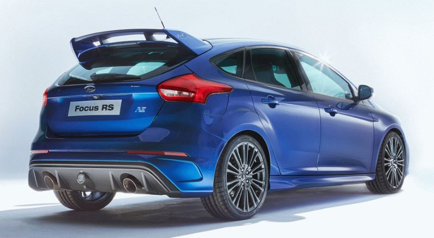 khyechbek sport kary ford  | novyy ford focus rs 4 | Ford Focus RS (Форд Фокус РС) | Ford Focus