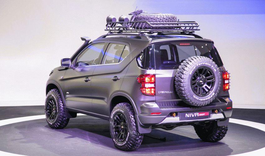 koncept avto  | novyy koncept chevrolet niva 2 | Шевроле Нива 2 (Chevrolet Niva 2) новый концепт | Chevrolet Niva