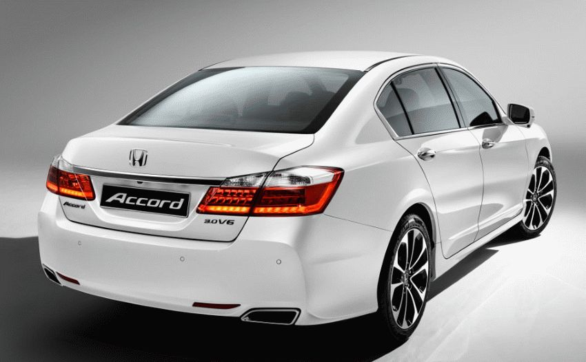 sedan honda  | obnovlennaya honda accord 1 | Honda Accord (Хонда Аккорд) | Honda Accord