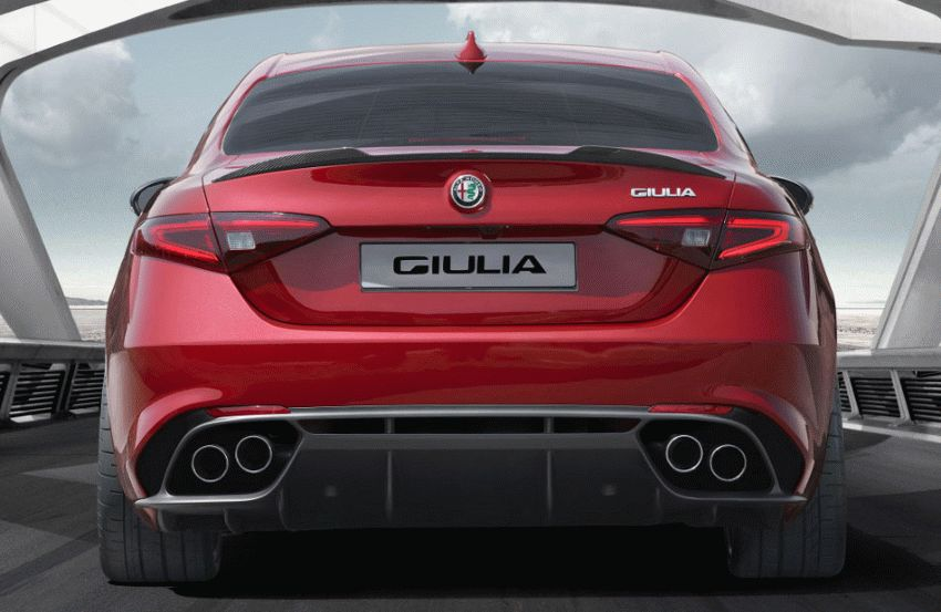 sport kary sedan alfa romeo    obzor alfa romeo giulia 3   Alfa Romeo Giulia (Альфа Ромео Джулия) 2017 2018   Alfa Romeo Giulia