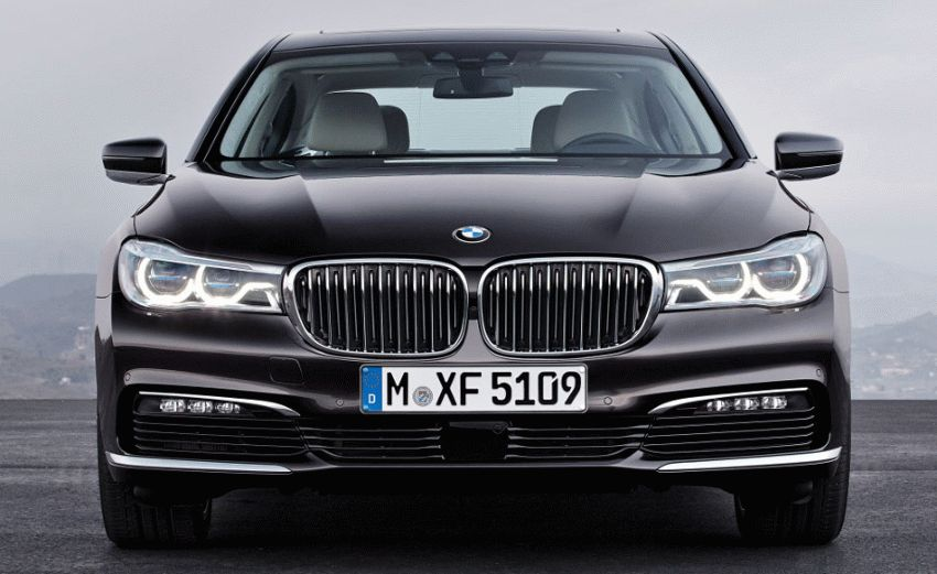 sedan bmw  | obzor bmw 7 series 2015 2016 1 | BMW 7 Series (БМВ 7 серии) 2015 2016 | BMW 7