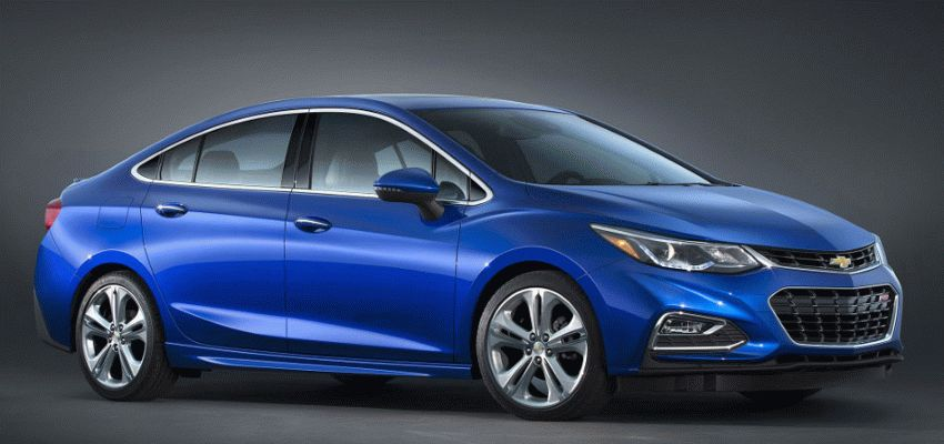 sedan chevrolet  | obzor chevrolet cruze 1 | Chevrolet Cruze (Шевроле Круз) 2016 2017 | Chevrolet Cruze