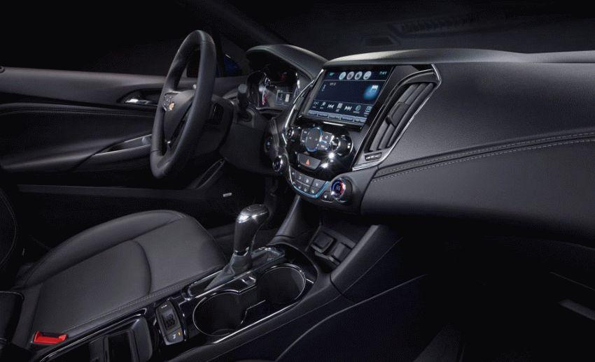 sedan chevrolet  | obzor chevrolet cruze 2 | Chevrolet Cruze (Шевроле Круз) 2016 2017 | Chevrolet Cruze