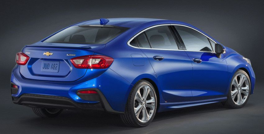 sedan chevrolet  | obzor chevrolet cruze 3 | Chevrolet Cruze (Шевроле Круз) 2016 2017 | Chevrolet Cruze