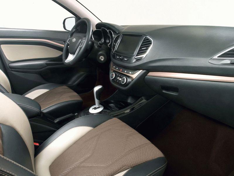 koncept avto  | obzor sedana lada vesta 4 | Лада Веста (Lada Vesta) седан | Lada Vesta