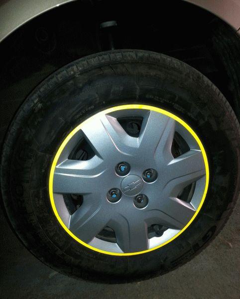 tyuning  | obzor svetootrazhayushhikh nakleek na dis 4 | Обзор светоотражающих наклеек на диски автомобиля | Авто диски