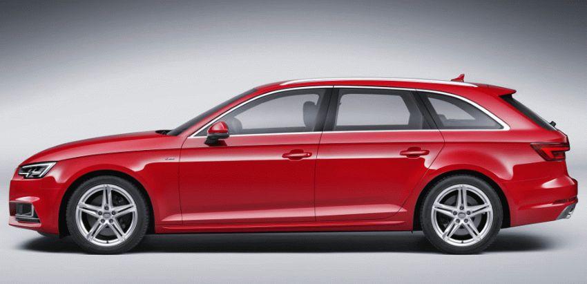 universaly audi  | oficialno novyy audi a4 1 | Audi A4 (Ауди А4) универсал | Audi A4