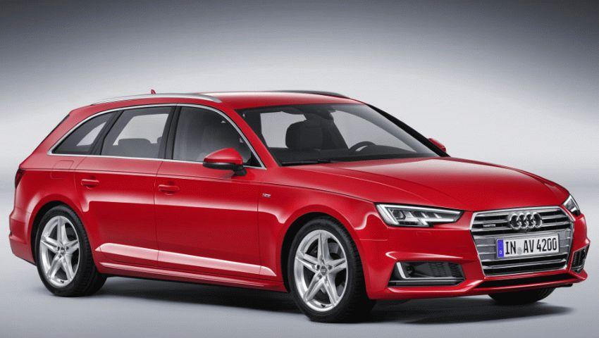 universaly audi  | oficialno novyy audi a4 2 | Audi A4 (Ауди А4) универсал | Audi A4