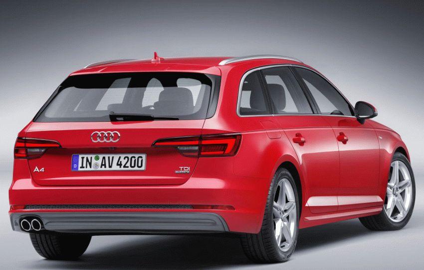 universaly audi  | oficialno novyy audi a4 4 | Audi A4 (Ауди А4) универсал | Audi A4