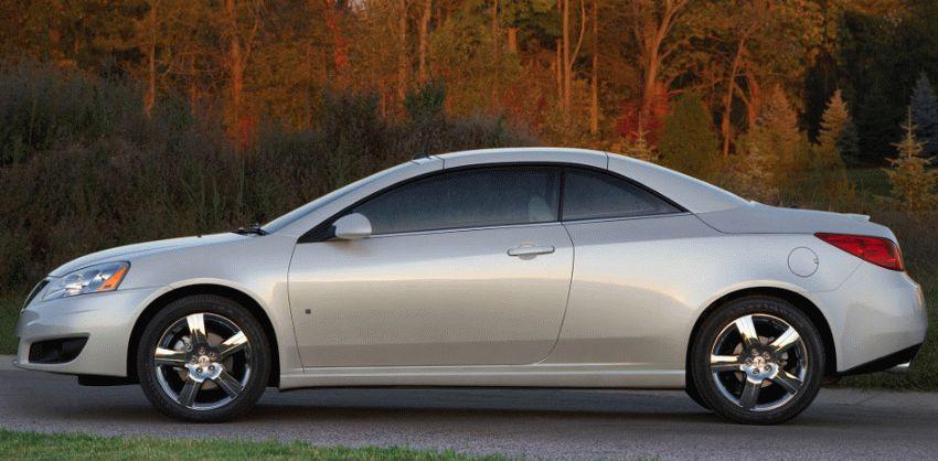 kabriolet katalog  | pontiac g6 kabriolet 1 | Pontiac G6 Кабриолет | Pontiac G6