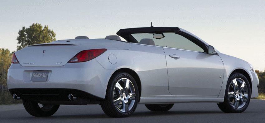 kabriolet katalog  | pontiac g6 kabriolet 2 | Pontiac G6 Кабриолет | Pontiac G6