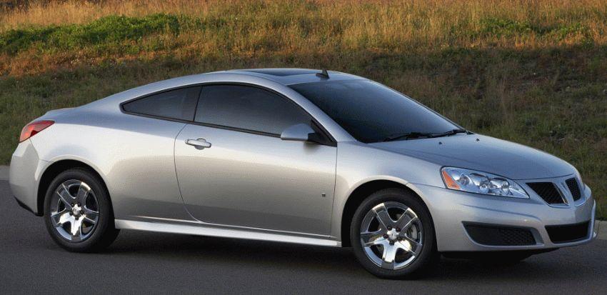 kupe katalog    pontiac g6 kupe 1   Pontiac G6 Купе   Pontiac G6