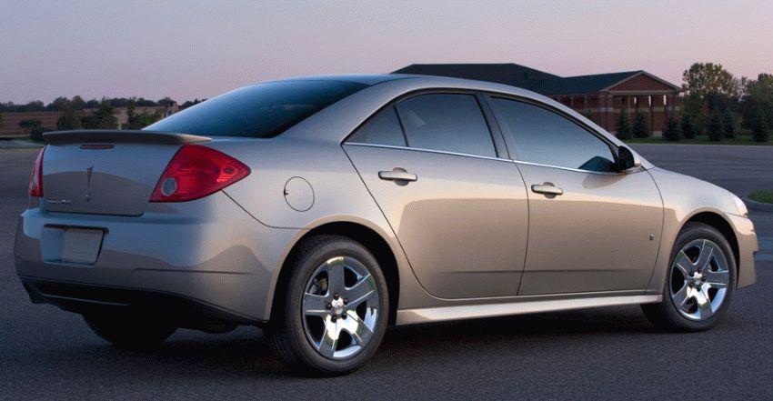 sedan katalog    pontiac g6 sedan 1   Pontiac G6 Седан   Pontiac G6