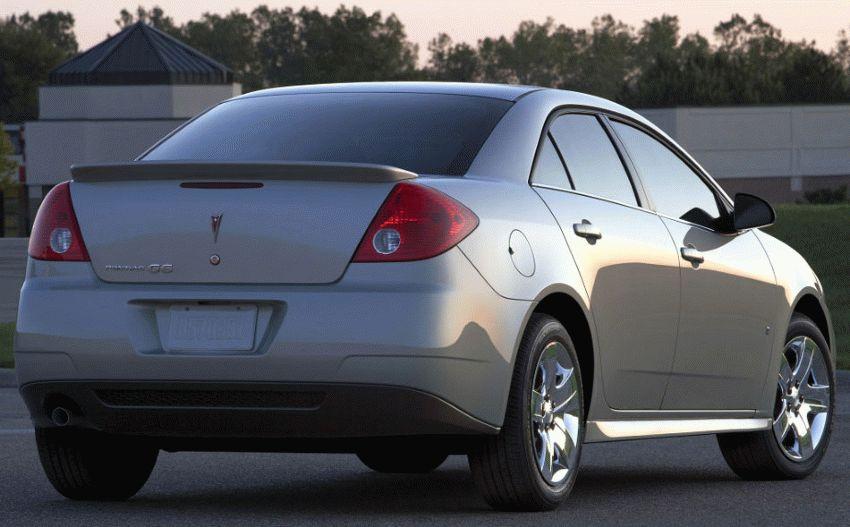 sedan katalog    pontiac g6 sedan 2   Pontiac G6 Седан   Pontiac G6