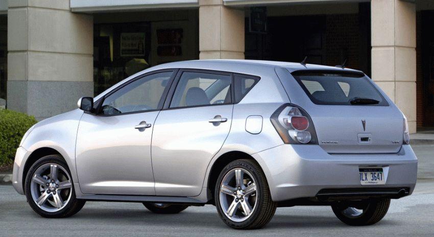 miniven katalog  | pontiac vibe ii kompaktvyen 1 | Pontiac Vibe II Компактвэн | Pontiac Vibe