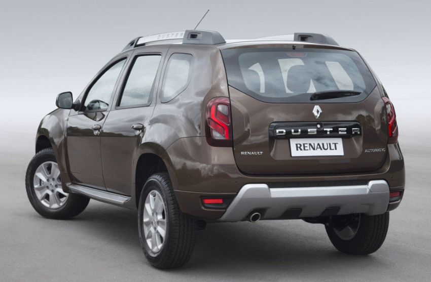 krossovery renault  | renault duster 1 | Renault Duster (Рено Дастер) 2015 2016 | Renault Duster