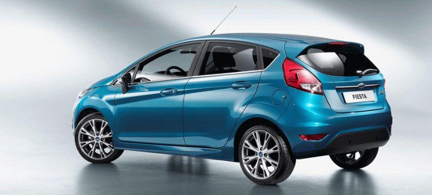khyechbek ford  | rossiyskiy ford fiesta 2 | Ford Fiesta (Форд Фиеста) | Ford Fiesta