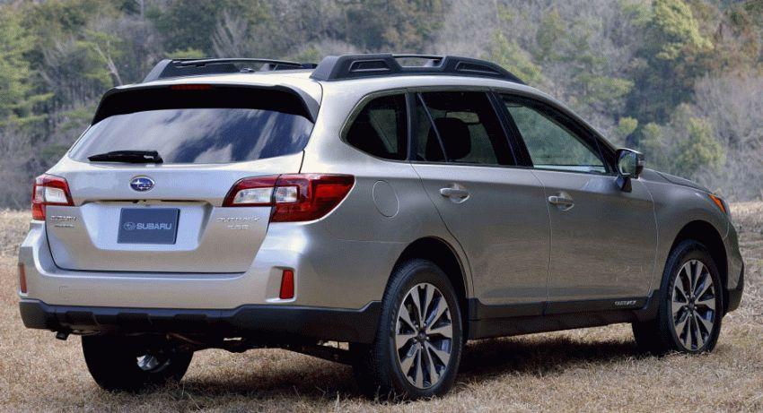 universal katalog    subaru outback 3 6r v universal 1   Subaru Outback 3.6R Универсал   Subaru Outback