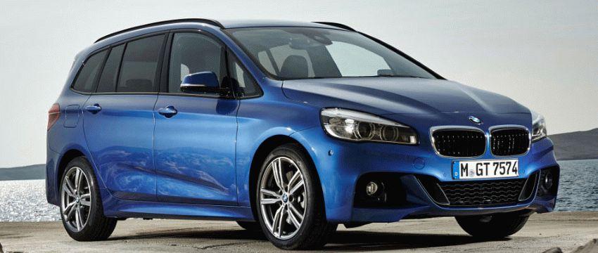miniveny bmw  | test drayv bmw gran tourer 1 | BMW Gran Tourer (БМВ Гран Турер) тест драйв | BMW 2