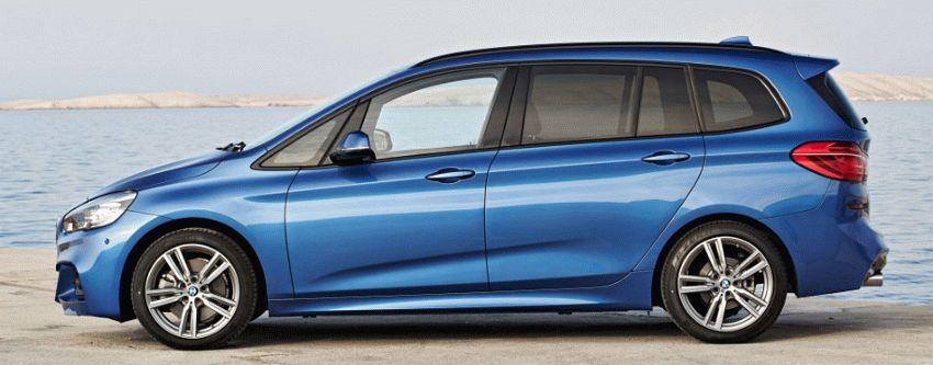 miniveny bmw  | test drayv bmw gran tourer 2 | BMW Gran Tourer (БМВ Гран Турер) тест драйв | BMW 2